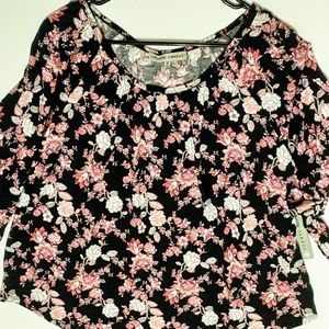 3/25Absolutely famous blouse floral plus size 103